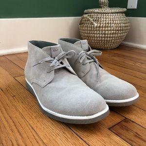 Marc New York Light Grey Chukka Boot